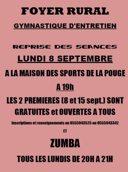 Gym 2014 2015